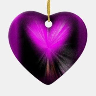 My Heart Explosion Ceramic Heart Decoration