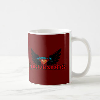 My Heart is in the Highlands Coffee Mug