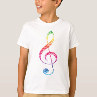My Heart is in the Music (white) T-Shirt