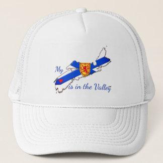 My Heart is in the valley Nova Scotia hat