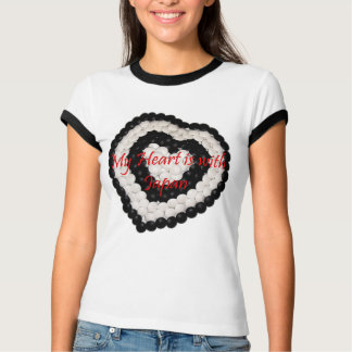 My Heart is with Japan T-Shirt