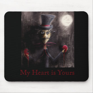 """My Heart is Yours"" Mousepad"