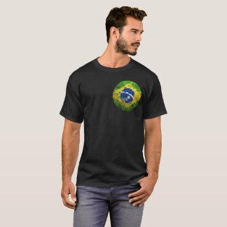 My Heart Lies in Brazil Nation T-Shirt