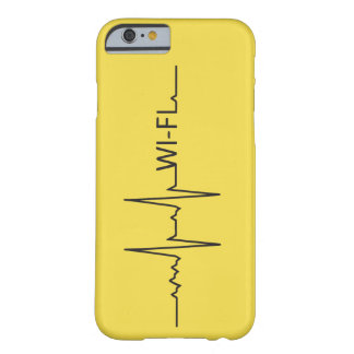 My heart marries beats for Wi-Fi Barely There iPhone 6 Case