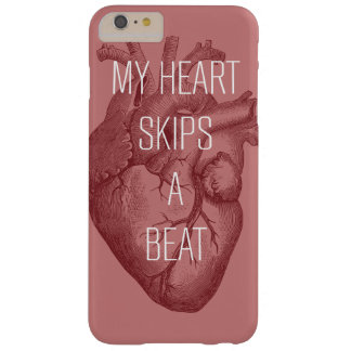 My Heart Skips A Beat Barely There iPhone 6 Plus Case
