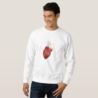 My heart sweatshirt