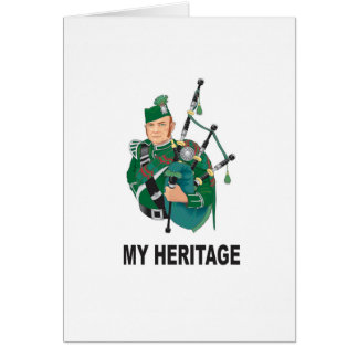 my Heritage Card