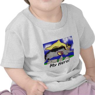 My Hero Cat Tshirt