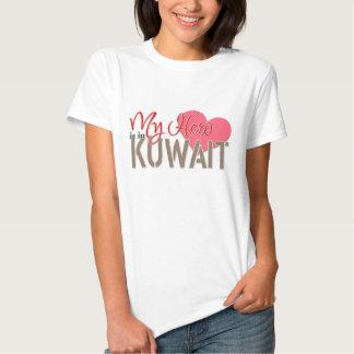 My Hero Is In Kuwait Tees
