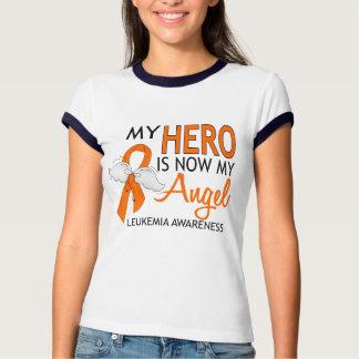 My Hero Is My Angel Leukemia Tshirt