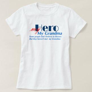 My Hero My Grandma T-Shirt