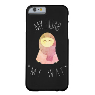 my hijab black iphone6 case muslim girl