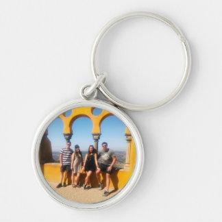 My Holiday Photo Key Ring