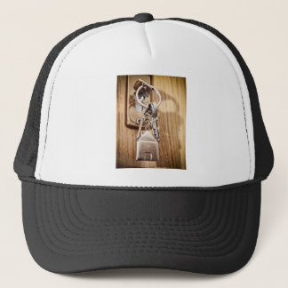 My home trucker hat
