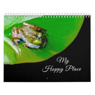 My Hoppy Place Calendar
