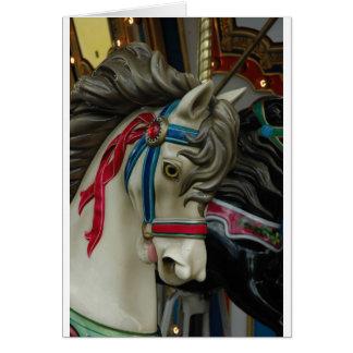 My Horsey Card