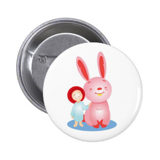 My House Pet Pinback Button
