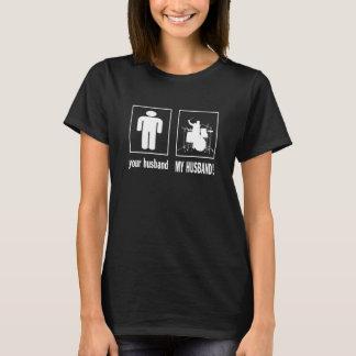 MY HUSBAND - DRUMMER T-Shirt