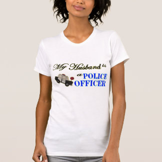 My Husband is a Police Officer! Tees