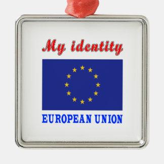 My Identity European Union Ornament