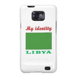 My Identity Libya Samsung Galaxy SII Cover