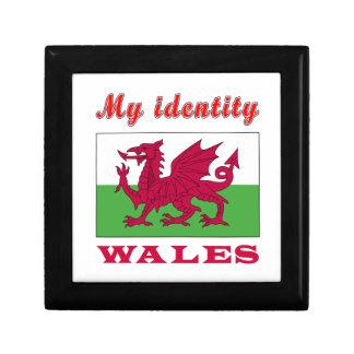My Identity Wales Gift Box