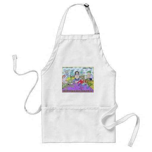 My Imaginary Friends Funny Gifts & Collectibles Aprons