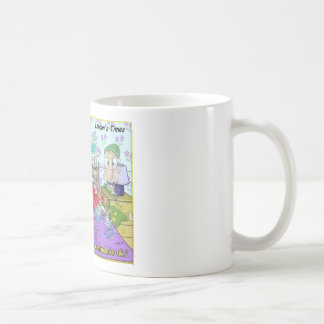 My Imaginary Friends Funny Gifts & Collectibles Basic White Mug