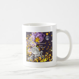 My imagination is endless coffee mug