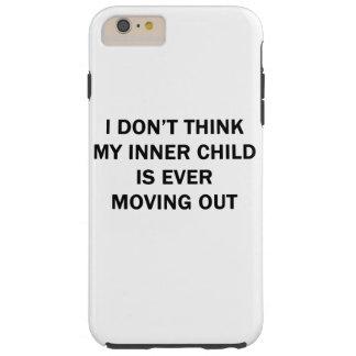 My Inner Child Tough iPhone 6 Plus Case