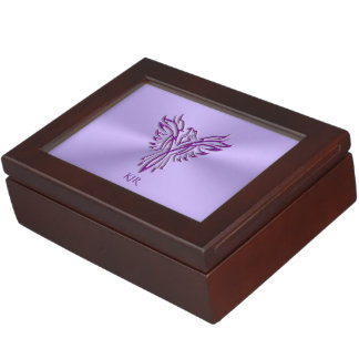 My Inspirations Box - Purple Phoenix Rising Memory Box