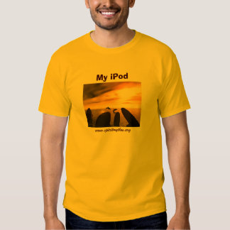 My iPod Tee Shirt