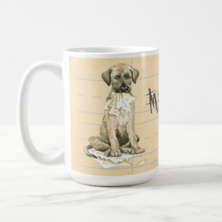 My Irish Wolfhound Ate my Homework Coffee Mug