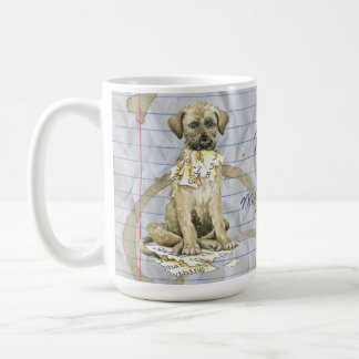My Irish Wolfhound Ate my Lesson Plan Coffee Mug