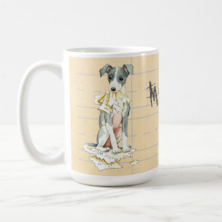 My Italian Greyhound Ate My Homework Coffee Mug
