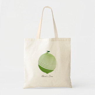 My Juicy Sour Lime Grocery Tote Bag