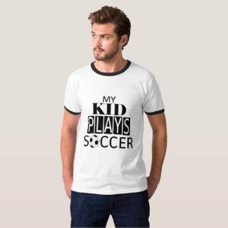 My Kid Plays Soccer #SoccerDad Shirt