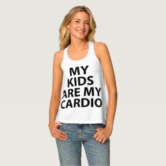 My Kids Are My Cardio Tank