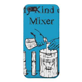 My Kind of Mixer iPhone 5 Cover