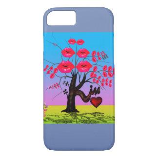 MY KISSES iPhone 8/7 CASE