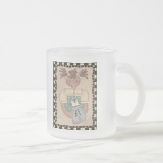 My Kitty Cat Frosted Glass Mug