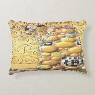 My Klimt Serie : Embrace Decorative Cushion