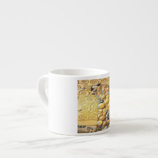 My Klimt Serie : Embrace Espresso Cup