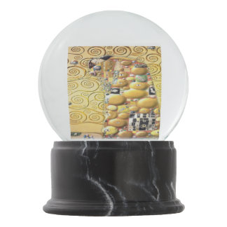 My Klimt Serie : Embrace Snow Globe