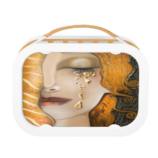 My Klimt Serie : Gold Lunch Boxes