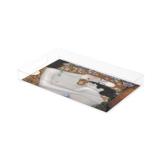 My Klimt Serie : Mother & Child Acrylic Tray