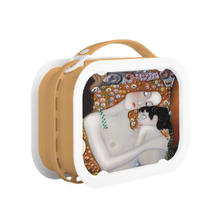 My Klimt Serie : Mother & Child Lunch Box