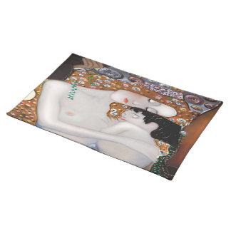 My Klimt Serie : Mother & Child Placemat