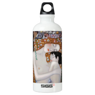 My Klimt Serie : Mother & Child Water Bottle