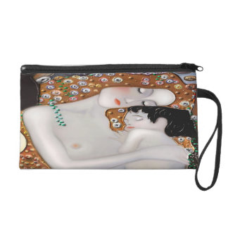 My Klimt Serie : Mother & Child Wristlet